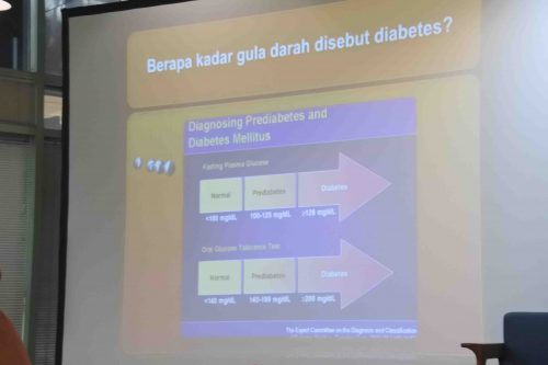 Penyakit Diabetes dan Pre-diabetes