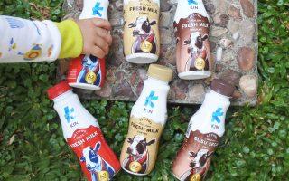 Kin Fresh Milk Memilih dan Memberikan Susu untuk Keluarga