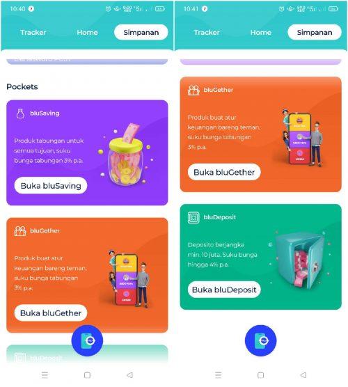 Menabung Lebih Mudah di Ekosistem Digital blu by BCA Digital