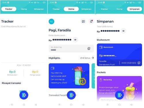 Review Jujur aplikasi blu by BCA DIgital Menabung Lebih Mudah di Ekosistem Digital blu by BCA Digital