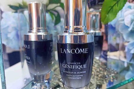 Mencoba Formula Baru Lancome Advance Génifique Serum