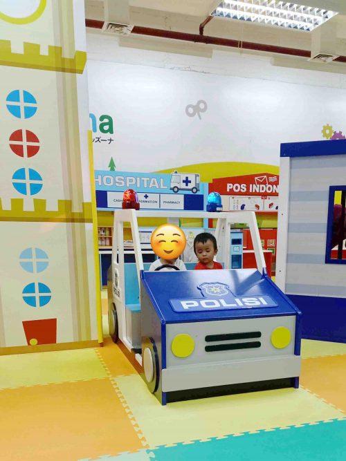 Kidzoona Bogor - Mendapatkan HTM Playground Anak Murah di Traveloka Xperience