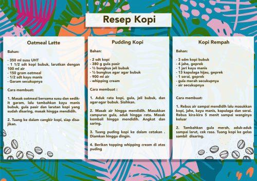 Resep Kopi Papua