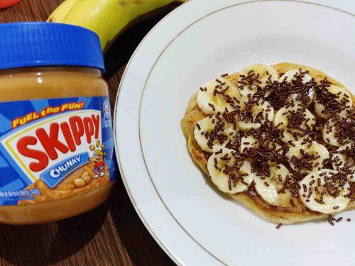 Sweet Skippy Canai - Menu Buka Puasa Mudah dengan SKIPPY