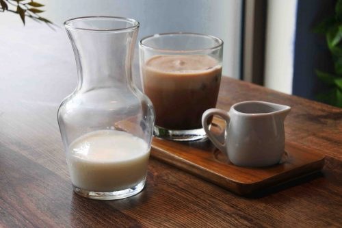 Minuman di Indigo Cafe