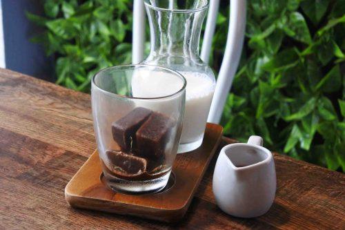 Minuman di Indigo Cafe Ice Coffee Indigo