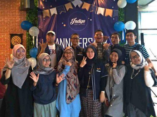 Blogger Bogor di Indigo Cafe Bogor