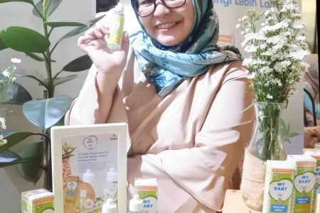 My Baby Minyak Telon Plus Formula Baru – Solusi Bebas Main Tanpa Nyamuk
