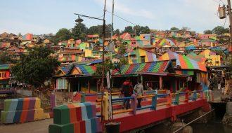 Kampung Pelangi My Bucketlist Tempat Wisata di Semarang