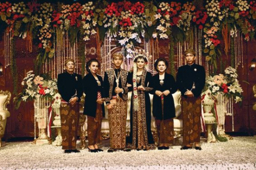 My Wedding Concept - Javanese  Adat Jawa