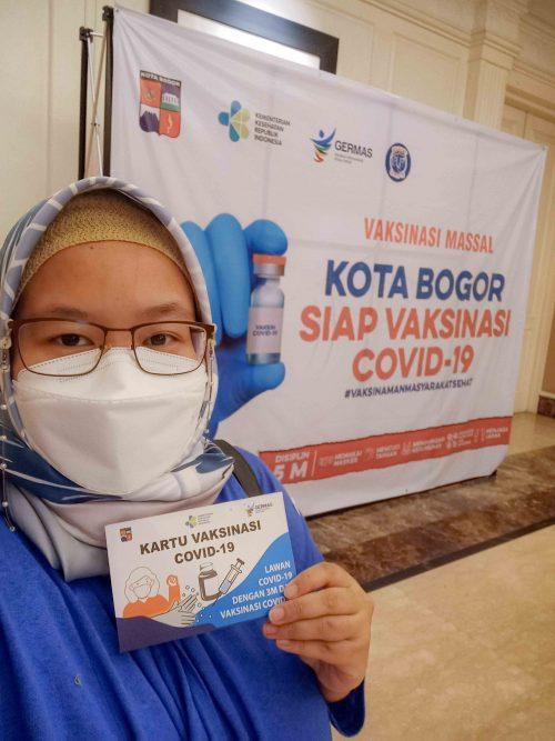 Pengalaman Ibu Menyusui Vaksin Covid-19 - Sinovac
