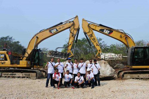 Pengalaman Ikut Quarry Walk HUT 44 Indocement
