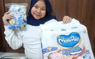 Pengalaman Memilih Popok Bayi Baru Lahir