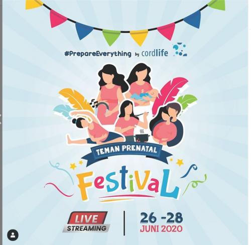 Pengalaman Mengikuti Teman Prenatal Festival