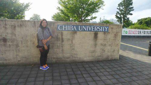 Chiba University Kashiwanoha Campus
