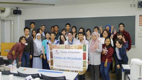 TWINCLE Program Pengalaman Menjadi Mahasiswa di Universitas Jepang