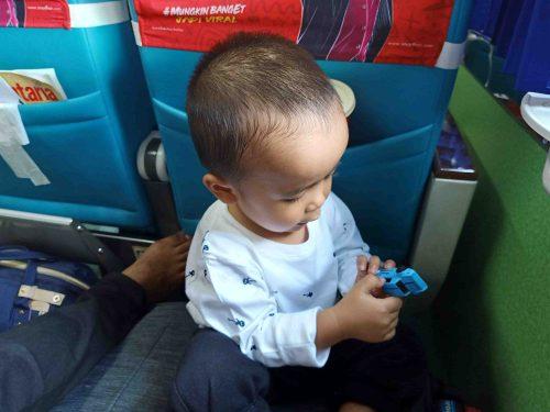 Pengalaman Mudik Naik Kereta Bangunkarta