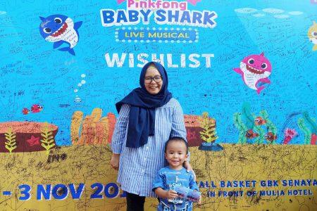 Pengalaman Nonton Pinkfong Baby Shark Live di Jakarta