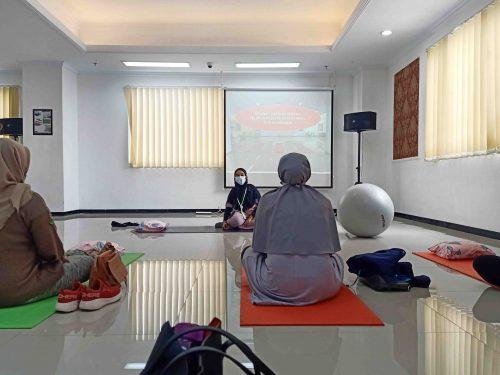 Pengalaman Senam Hamil di RSIA Nuraida Bogor