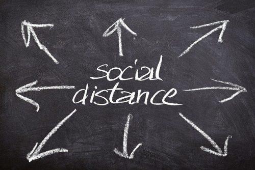 Pengalaman Social Distancing Menjelang Ramadan