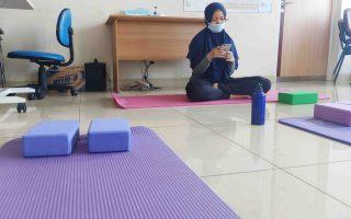 Pengalaman Yoga Hamil / Prenatal Yoga di RSIA Bunda Suryatni Bogor