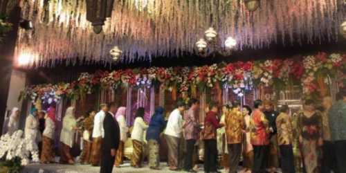 Prosesi Pernikahan Adat Jawa