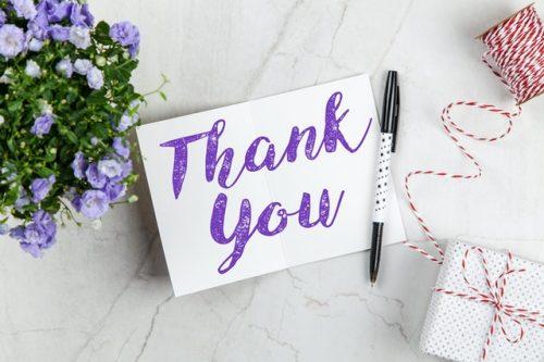 Ramadan 2020 Gratitude List
