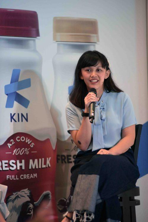 Tiffany Suwandi - Ramadhan MaKIN Nyaman dengan Susu dari Sapi A2
