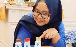 Ramadhan MaKIN Nyaman dengan Susu dari Sapi A2
