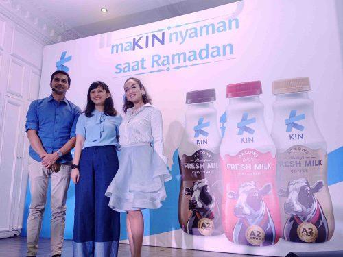 DR RIZAL IDRUS - ASTRID SATWIKA - TIFFANY SUWANDI - Ramadhan MaKIN Nyaman dengan Susu dari Sapi A2