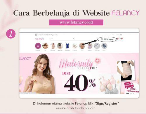 Cara Berbelanja di Website Felancy