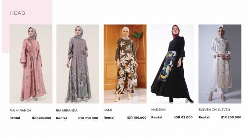 Rentique, Layanan Sewa Baju Murah untuk Ibu & Anak