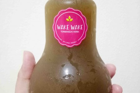 Review ASI Booster - Jus Wake Wake