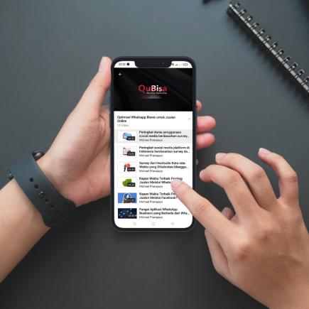 Review Aplikasi QuBisa - Aplikasi belajar online