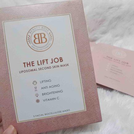 Beauty Boss Sheet Mask - The Lift Job