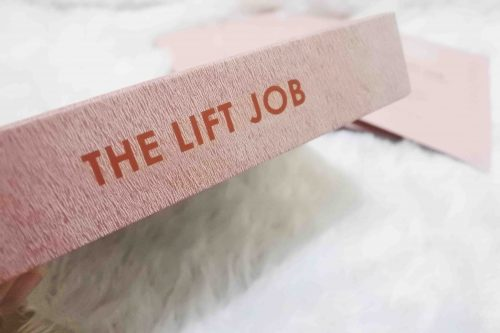 Review Beauty Boss Sheet Mask - The Lift Job