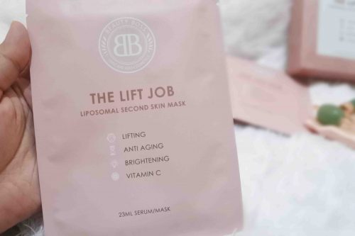 Beauty Boss Sheet Mask - The Lift Job