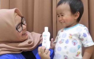 Review Bedak Cair : Mitu Baby Liquid Powder