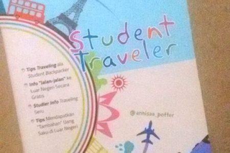 Review Buku Student Traveller - Annisa Hasanah