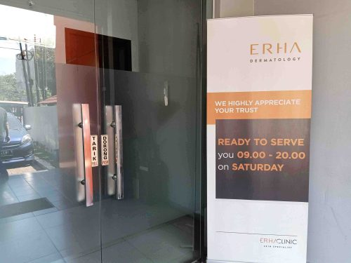 Erha Clinic Bogor - Review Erha Signature Deep Pore Cleansing Therapy (DPCT) di Erha Clinic Bogor