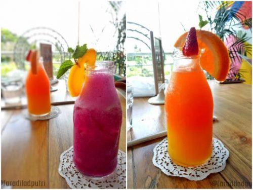 Minuman Yelo Eatery Bogor