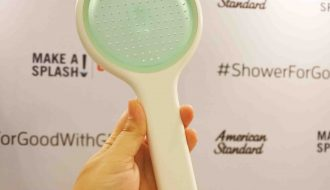 Review GENIE Hand Shower dari American Standard