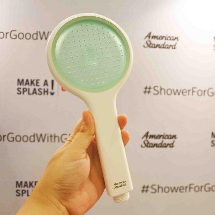 Review GENIE Hand Shower dari American Standard