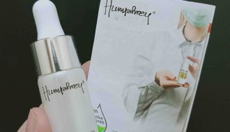 Review Humphrey Niacinamide 10% + Hyaluronic Acid Serum