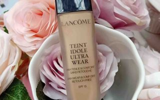 Review Lancome Teint Idole Ultra Wear Foundation