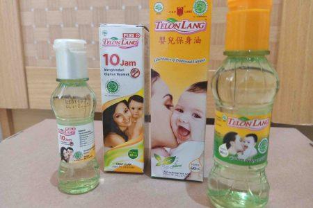 Review Minyak Telon Lang dan Telon Lang Plus