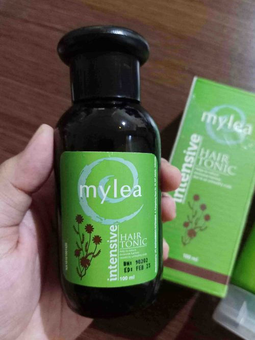 Review Mylea Hairceutical System Series Intensive