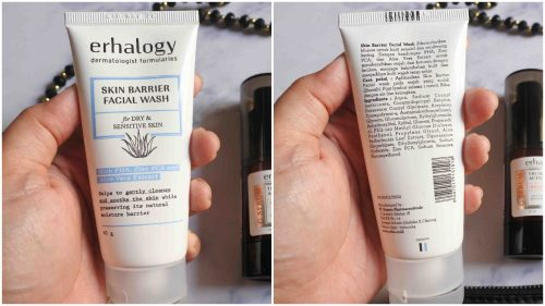 Review Produk Erha Apothecary - My Morning Skincare Routine