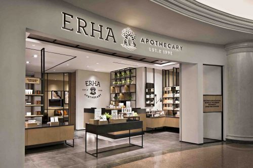 Erha Apothecary Review Produk Erha Apothecary - My Morning Skincare Routine
