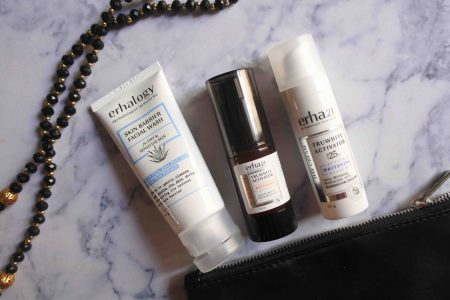 Review Produk Erha Apothecary - Truwhite Series dan Skin Barrier Facial Wash